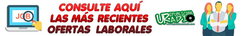 Ofertas Laborales Radio Universitaria URepublicanaRadio Trabajo Universitarios en Bogotá