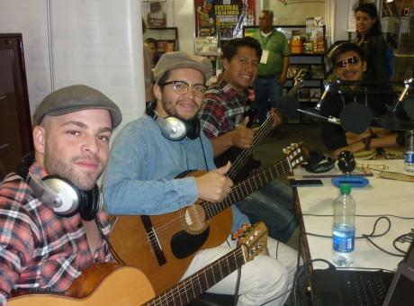 Invitados Musicales AguaBajo