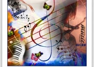 música de artistas invitados