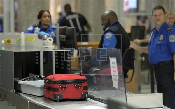 Aeropuerto internacional Hartsfield-Jackson de Atlanta (Georgia), foto vía EFE