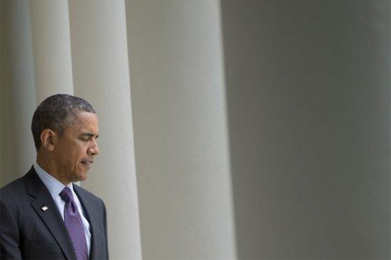 Barack Obama, presidente de EEUU, foto vía AFP