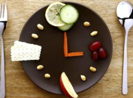 Comida Reloj, foto vía iStock - BBC