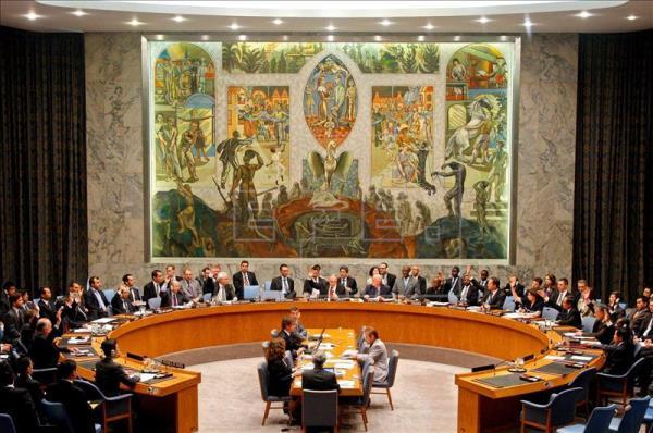 Consejo de Seguridad de la ONU, foto vía EFE