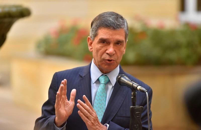 Este martes, el Ministro Consejero para el Posconflicto explicó aspectos esenciales de lo que constituye la Estrategia de Respuesta Rápida para el Posconflicto, que se desarrollará en los primeros seis meses de este año.