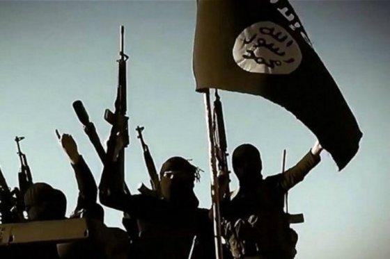 Estado Islámico, foto vía AFP