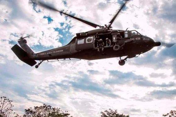 Fuerza Aérea, foto vía Fuerza Aérea