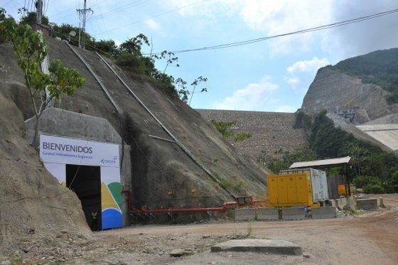 Hidrosogamoso hace parte de los activos de Isagén, foto vía Cristian Garavito - El Espectador