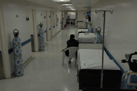 Hospital, foto vía El Espectador