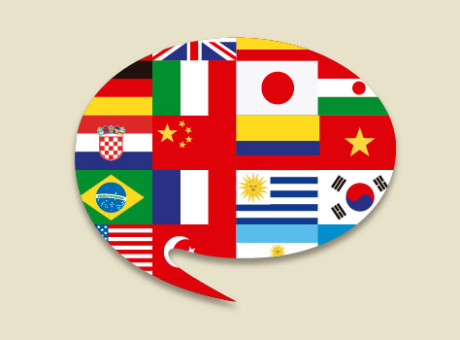 Idiomas, foto vía Shutterstock