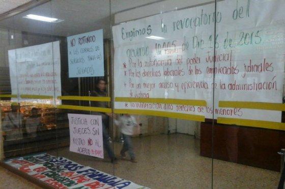 Juzgados de Familia de Bogotá, foto vía El Espectador