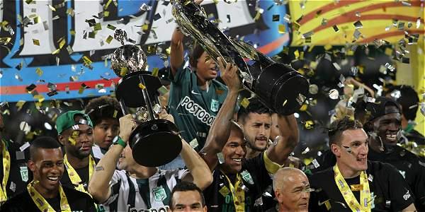 Nacional es el campeón defensor, foto vía Reuters