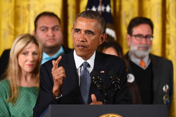 Obama, foto ´via AFP