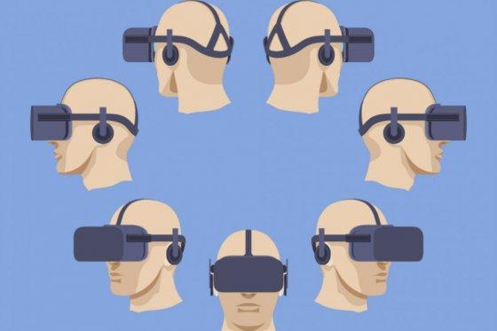 Realidad Virtual, foto vía iStock