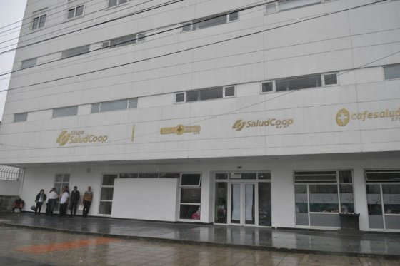 Salud Coop, foto vía El Espectador