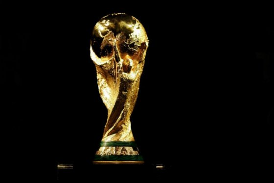 mundial Trofeo de la Copa del Mundo, foto vía AFP