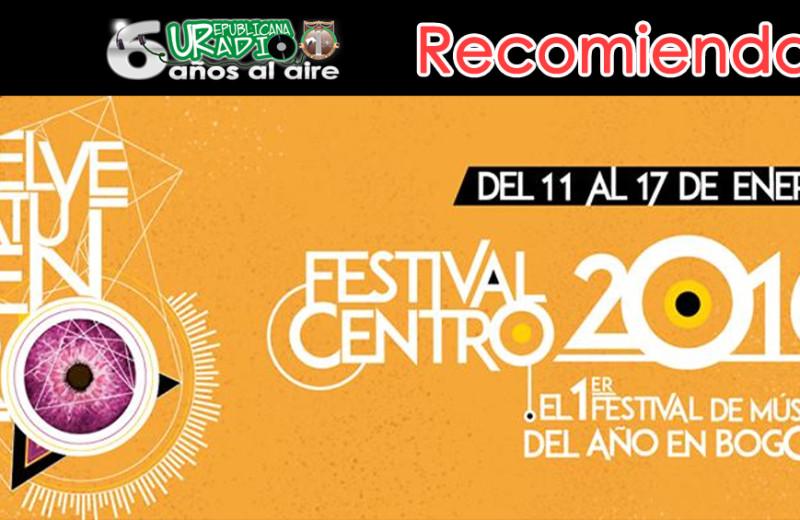 Valla Festival Centro 2016