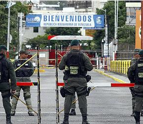 frontera venezuela RS