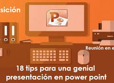 18 tips para una genial presentación power point radio universitaria urepublicanaradio imagen vía solution marker