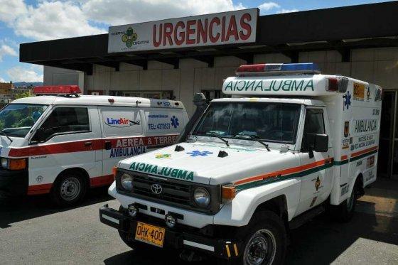 Ambulancias bta Espectador