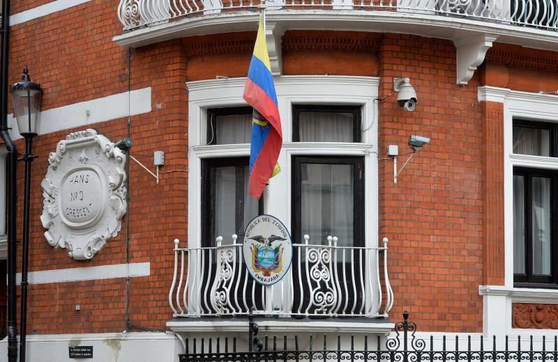Assange-Embajada-Ecuador-Londres-EFE