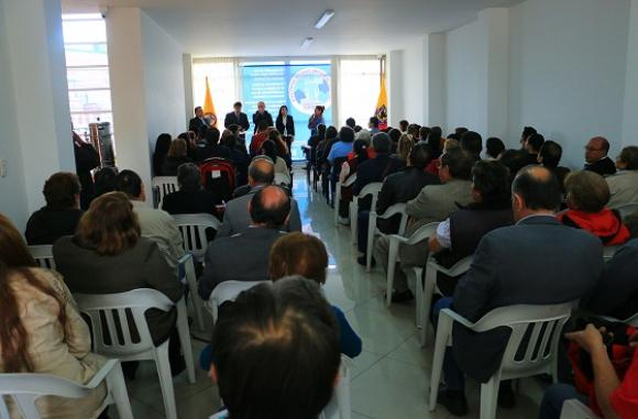 Centro de Exigibilidad de Derechos, foto vía Alcaldía Local de Antonio Nariño