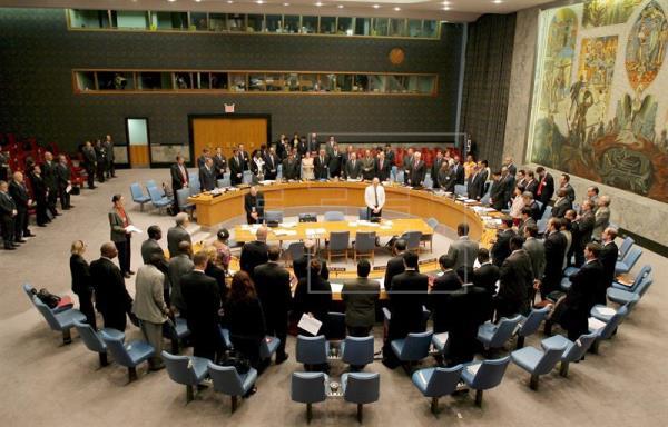 Consejo Seguridad ONU EFE