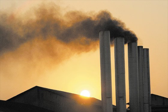 Tres años para bajar emisiones de gas con efecto invernadero para combatir calentamiento global