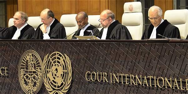 El aval de la Corte Penal internacional a la paz dependerá de las sanciones que se impongan, foto vía EFE