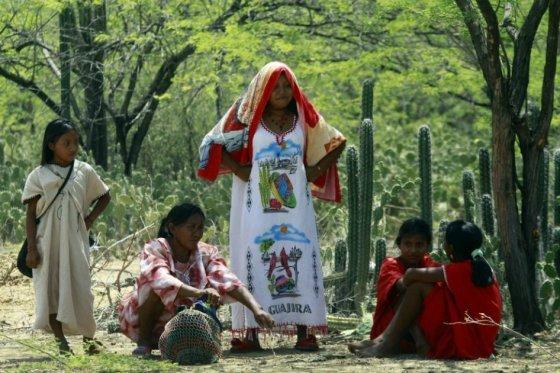 Guajira, foto vía El Espectador