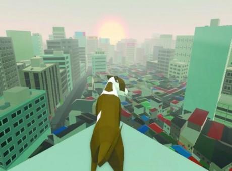 """Imagen del videojuego """"Home Free"""", foto vía El Espectador"""