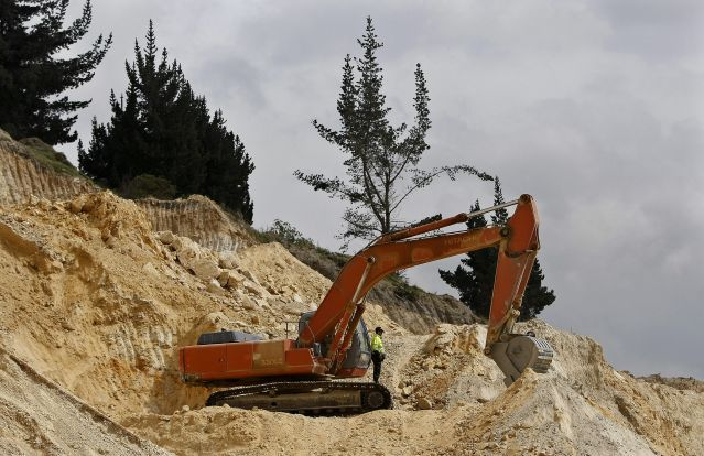 Mineria, Excavación, foto vía Publimetro