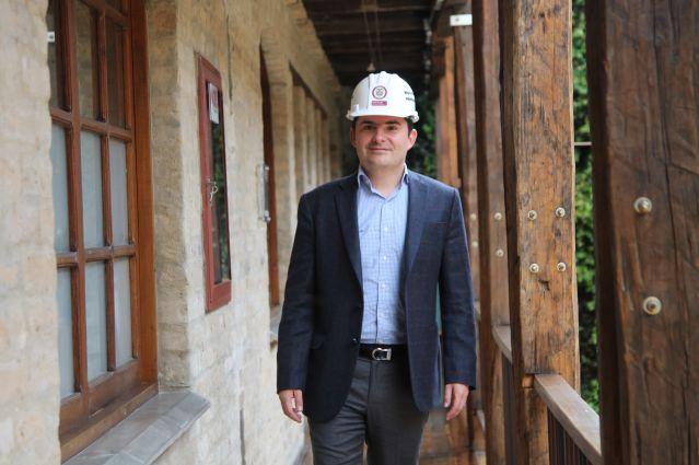 Ministro de Vivienda, Luis Felipe Henao, foto vía Ministerio de Vivienda