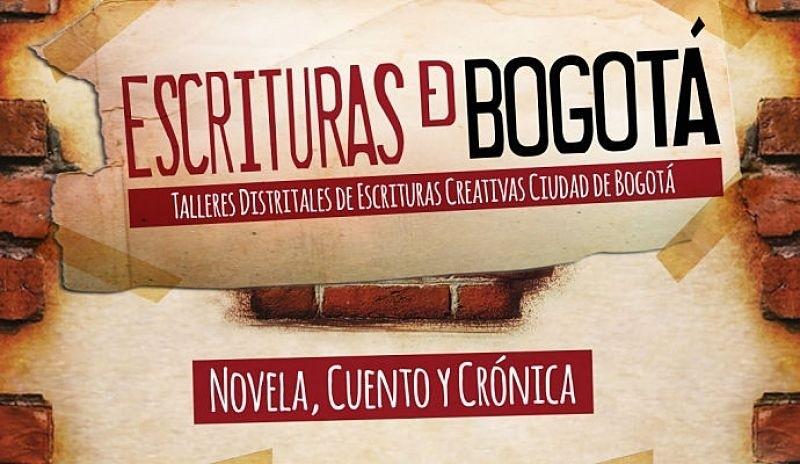 Novela, Cuento y Crónica, foto vía Secretaría de Cultura Recreación y Deporte