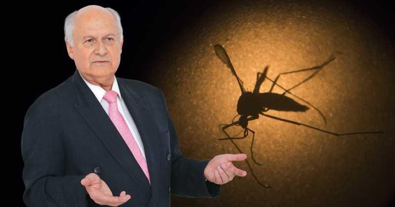 Para Manuel Elkin Patarroyo, es fundamental revivir un grupo como el Servicio de Erradicación de la Malaria e investigar en vacunas, foto vía Carlos Julio Martínez