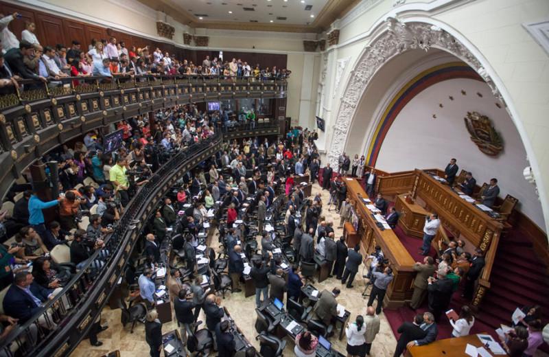 Parlamento-Venezuela-EFE