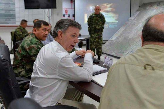 Presidente-Juan-Manuel-Santos, foto vía El Espectador