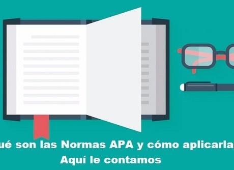 Qué son las Normas APA y cómo aplicarlas Aquí le contamos radio universitaria urepublicanaradio