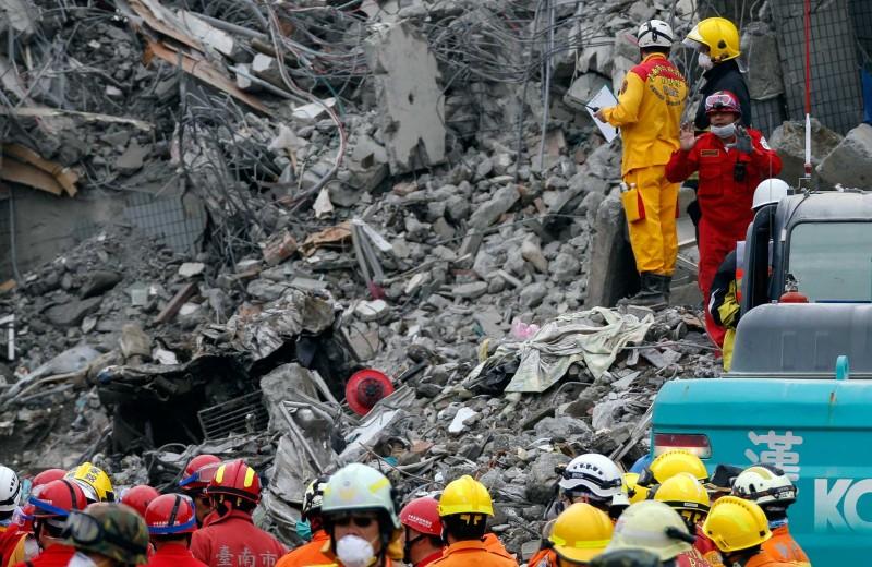 Sismo-Terremoto-Taiwan-EFE