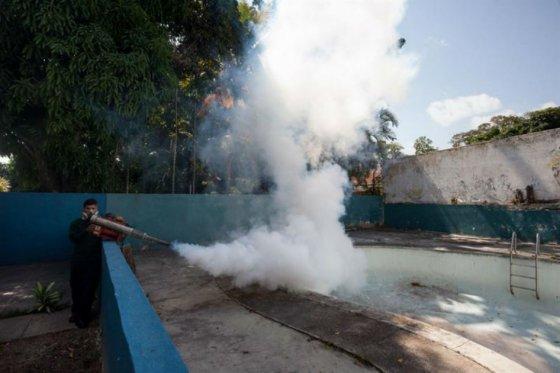 Zika Cruz Roja EFE