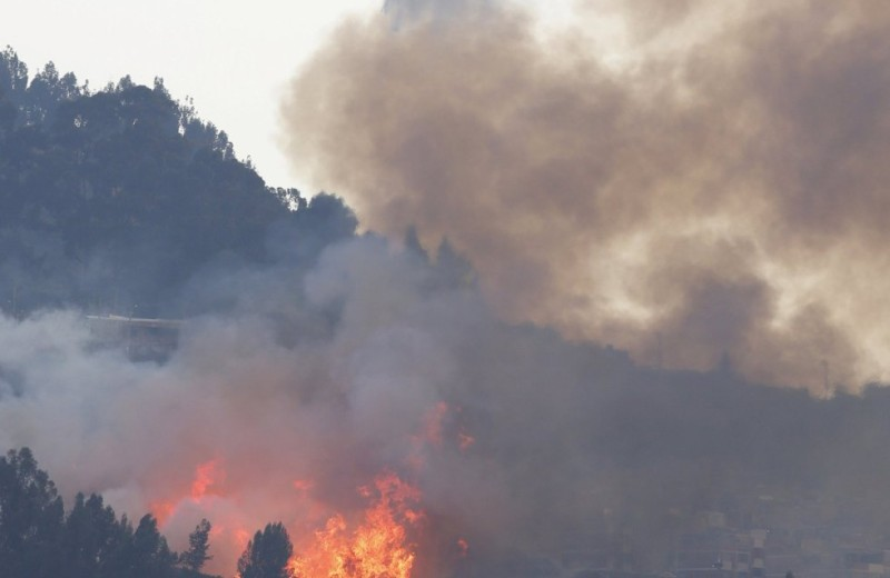 incendio forestal Bta Reuters