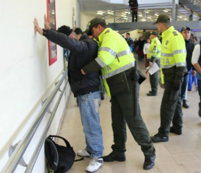 policia transmilenio RS