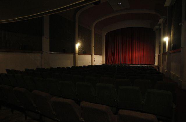 Cine, foto vía EFE