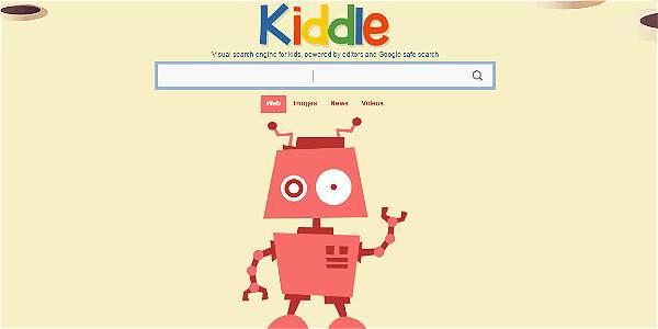 Kiddle, el google para niños, foto vía El Tiempo