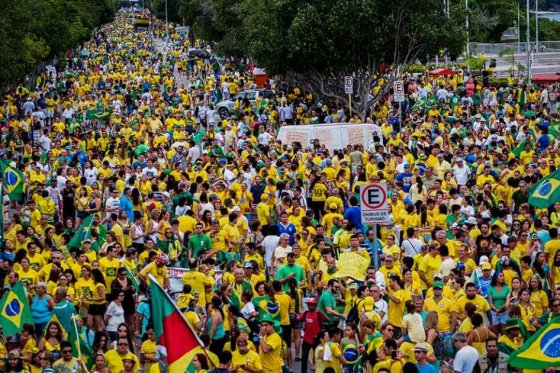 protesta brasil AFP