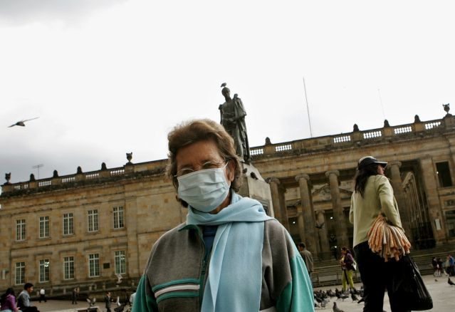 gripa respiratorias