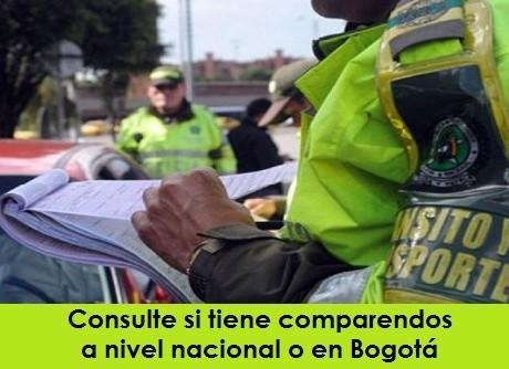 Consulte si tiene comparendos a nivel nacional o en Bogotá radio universitaria urepublicanaradio FOTO-VÍA-ALCALDÍA-DE-BOGOTÁ
