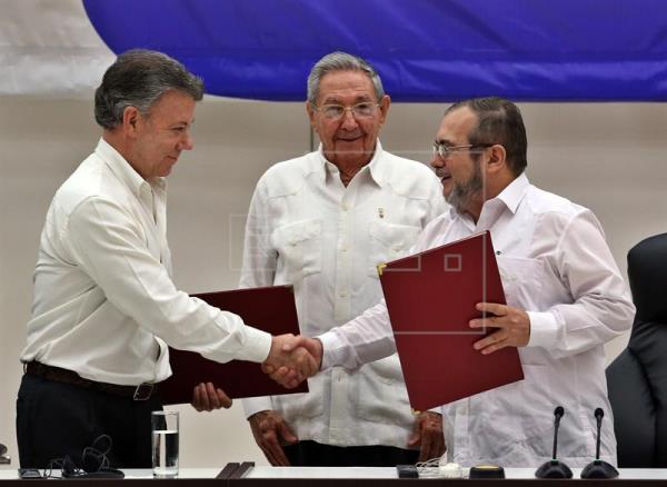 acuerdo cese al fuego EFE