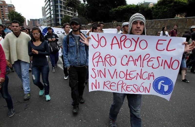 colombia_apoyo_paro, foto vía web Desde La Plaza