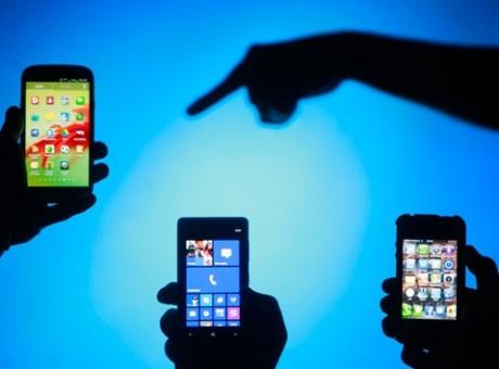 Celulares, espías, foto vía web Actualidad RT