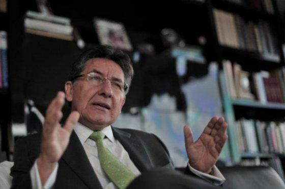 Néstor Humberto Martínez, nuevo Fiscal General de la Nación, foto vía El Espectador